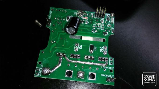 电路板焊接毛刺