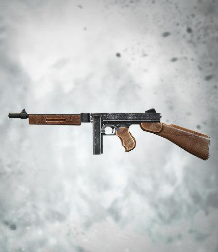 汤姆森M1冲锋枪