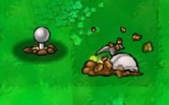 矿工僵尸在地下竟然能吃土豆雷!