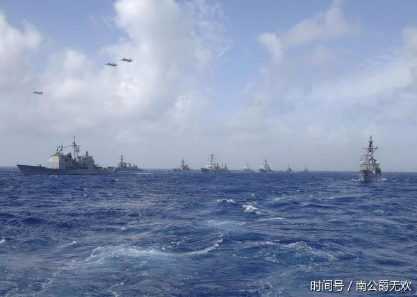 战机350架 舰艇60艘 兵力6万 美称:实力超中俄海军 - 挥斥方遒 - 挥斥方遒的博客