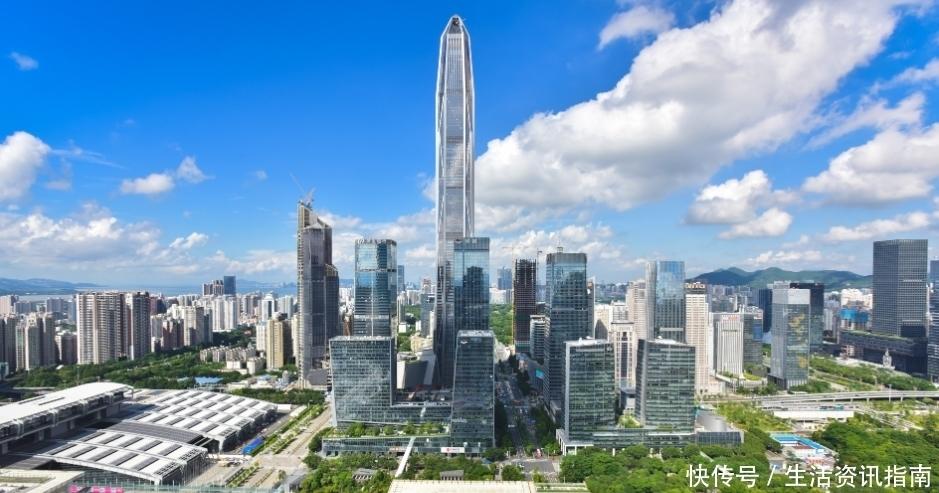 """有望和深圳""""合并""""的城市,一旦成功,成为""""中国第一市""""不是梦深圳城市"""