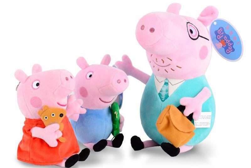 简笔画】十二生肖闹新春生肖鼠爱探险的朵拉粉红小猪