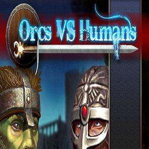 兽人大战人类