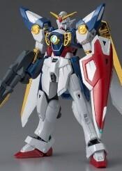 HG飞翼高达电镀Ver.