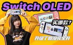 【入坑指南】Switch终于升级啦!冤大头竟是我自己!买什么版本?推荐游戏!升级值不值?