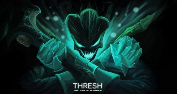 Thresh入选电竞名人堂