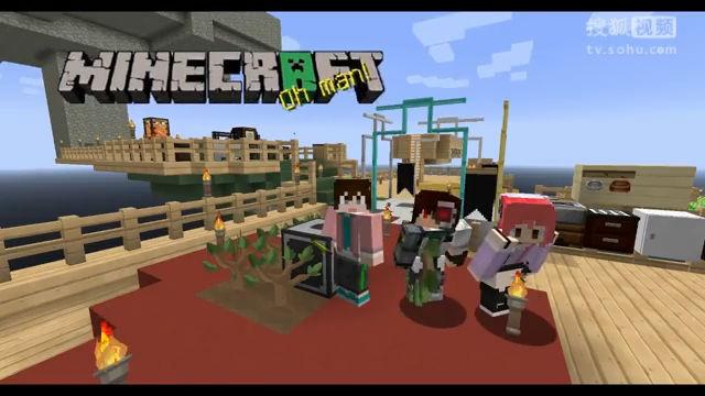 负豪渣我的世界minecraft天空农场2科技空岛生存ep9地狱py交易npc
