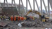 广州在建电厂坍塌致9人死亡