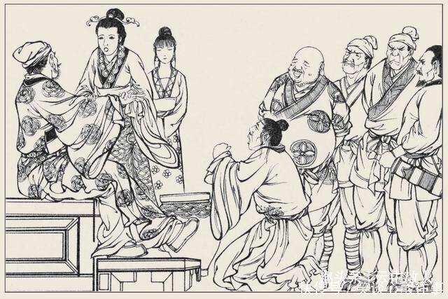 民间故事鲤鱼成精,害人作恶