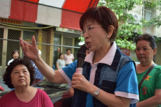 洪秀柱:台湾人要有国家身份认同 我们就是中国人 - 耄耋顽童 - 耄耋顽童博客 欢迎光临指导
