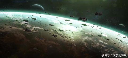 空间策略类游戏《银河文明》