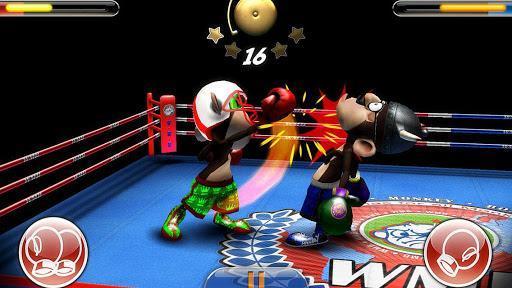 《 猴子拳击 》截图欣赏