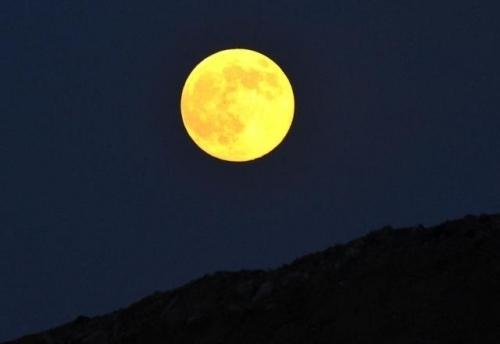 描写月亮的作文500