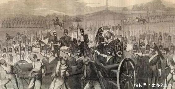 """被长期奴役的印度,因英国用猪油涂子弹起义,难道被""""饿""""红了眼"""
