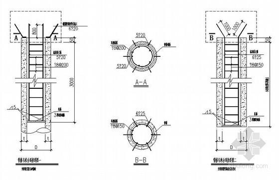 管桩厂车间电路布线图