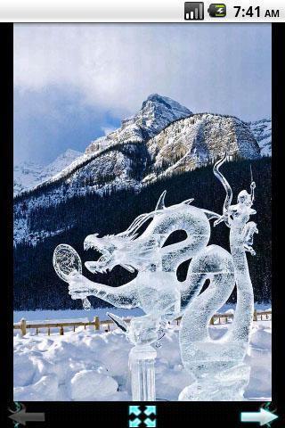 《 冰雕摄影 》截图欣赏