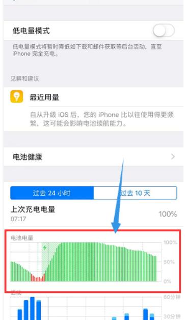 iPhoneXR显示设置金属百分比电池xr风暴电池苹果安卓图片