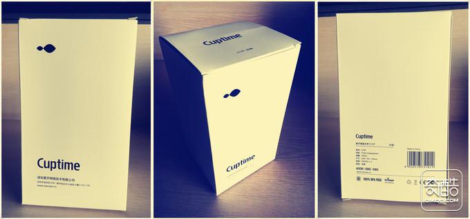 白色的包装盒正面印有麦开公司的全称和公司地址,背面是产品的