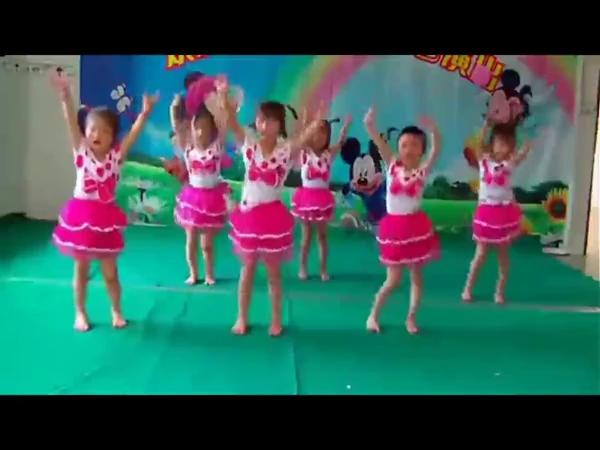 幼儿园小班舞蹈《不怕不怕-幼儿舞蹈视频大全