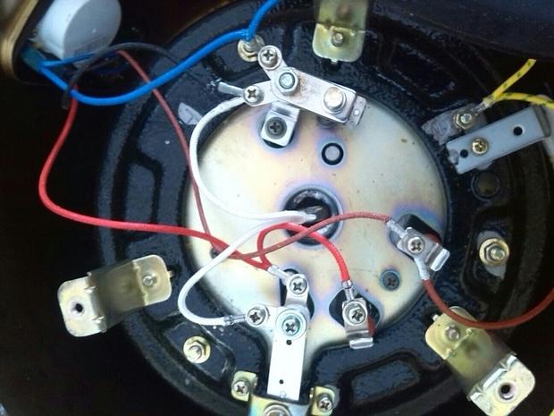 电压力锅中这几个传感器的作用简单说一下.