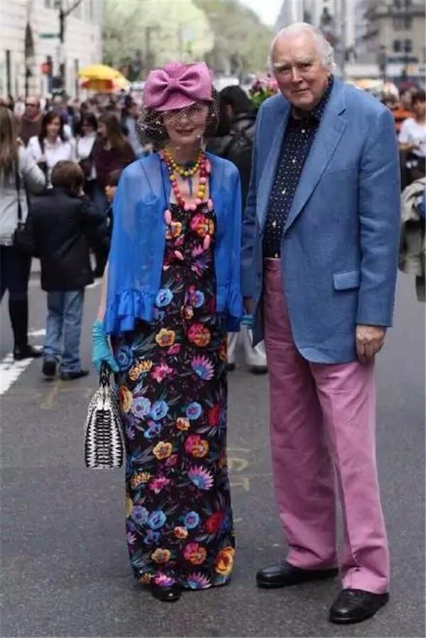 找一个相爱的人时尚到老 - 格格 - 格格的博客