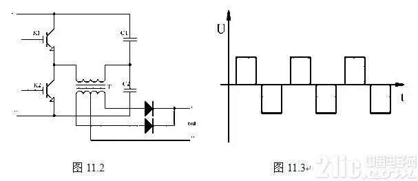 由于igbt的开关频率较低,电流大,焊机使用的主变压器,滤波,储能电容
