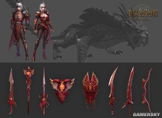 特殊的身体构造也赋予了残岩龙全新的战斗方式,重金属组成的躯干虽然