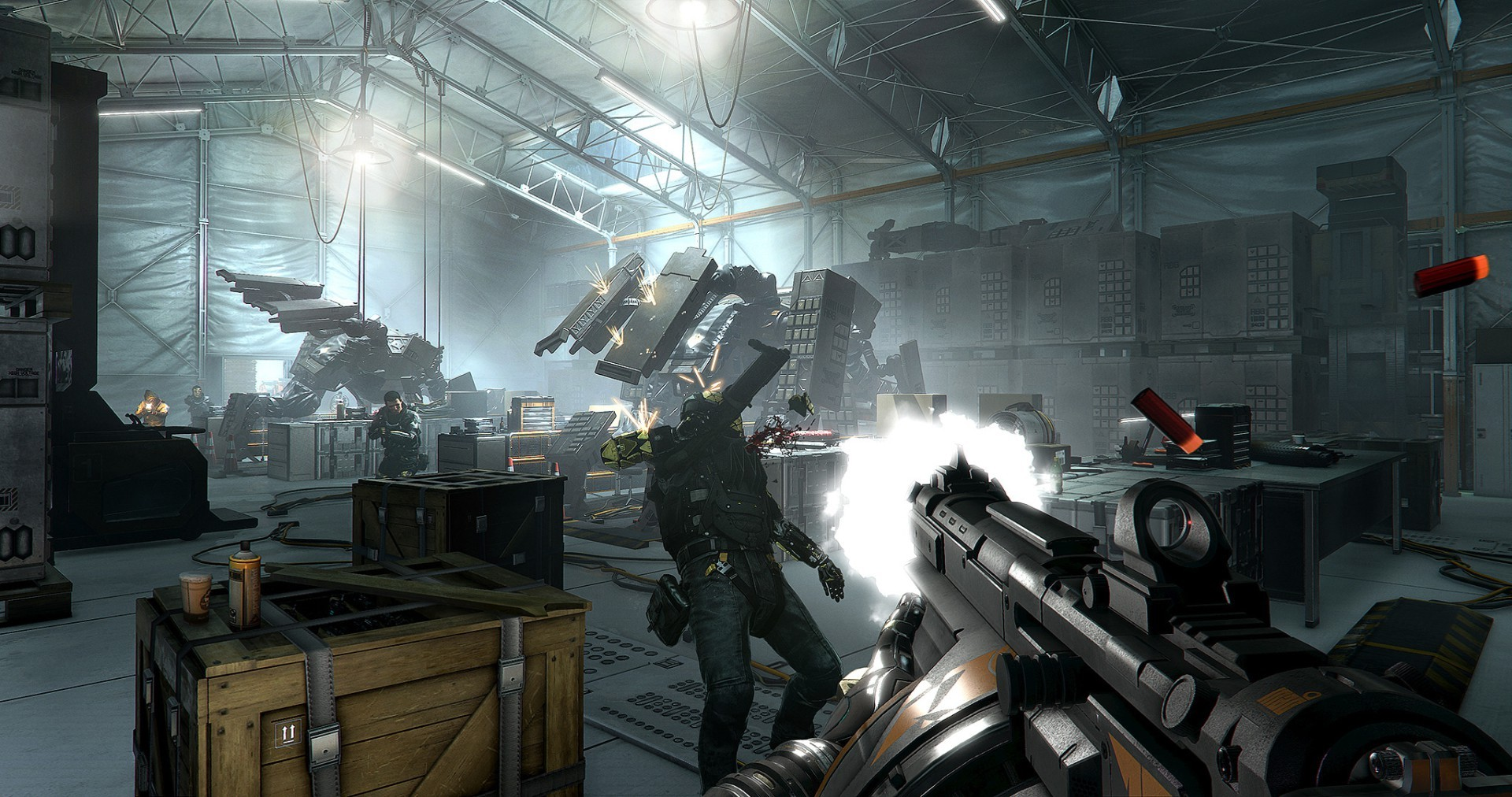 《杀出重围:人类分裂》IGN评分9.2