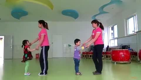 亲子班舞蹈