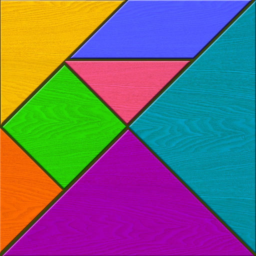 这个有一副七巧板拼出的正方形边长为12cm,每个图形的面积吗
