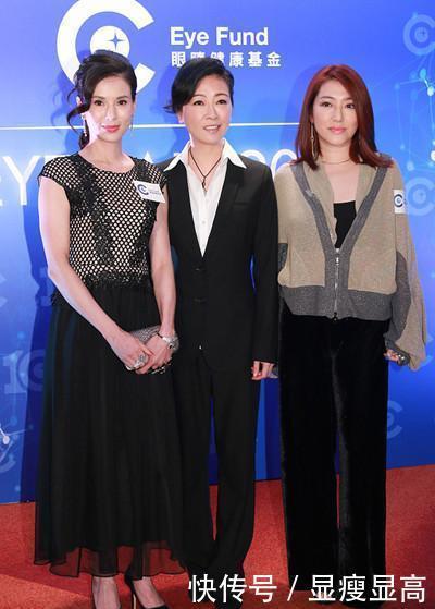 """李若彤现身活动,黑色连衣裙显气质,却不见当年""""小龙女""""模样"""