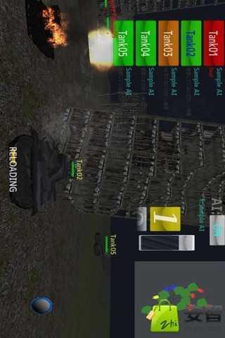 3D巡航坦克截图3