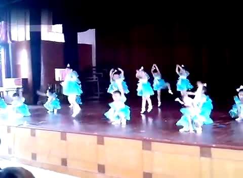 幼儿园中班舞蹈