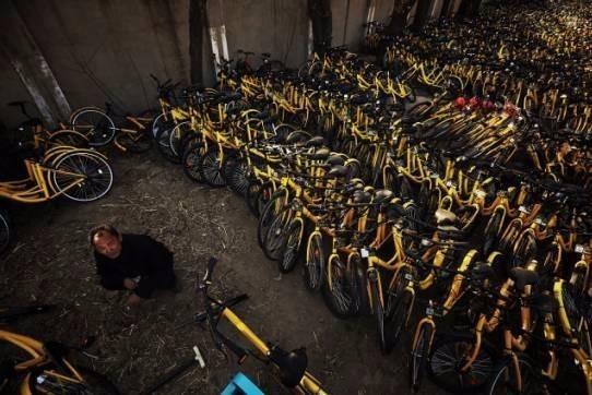 【转】北京时间      3000多辆共享单车被人为破坏修车师傅无奈 - 妙康居士 - 妙康居士~晴樵雪读的博客