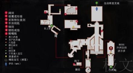 黑暗之魂3法师装备选择推荐攻略