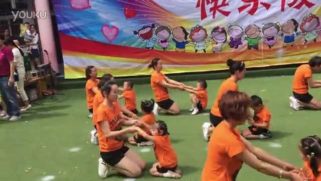 丹凤县幼儿园亲子舞蹈《妈妈宝贝》-原创