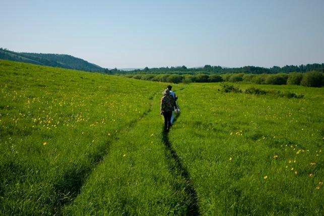 五泉山自然风景区交通十分便利,距呼伦贝尔市