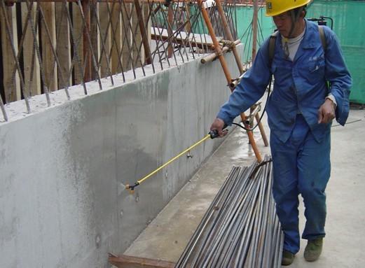 的异型或大面积混凝土结构