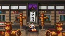 """【MUGEN】专属场景""""DOMINO_DOJO""""对战演示"""
