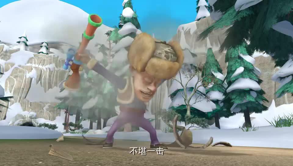 熊出没之冬日乐翻天38:新年礼物