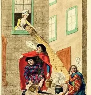 没发明马桶之前,中世纪欧洲人怎么上厕所?