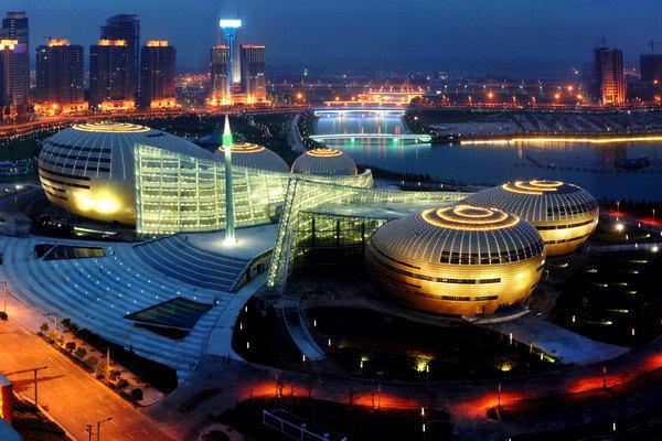 郑州国际会展中心cbd商务中心