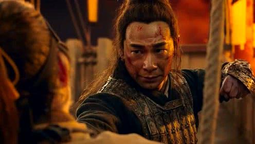 荡寇风云:赵文卓带领戚家军杀的倭寇就剩个光杆司令