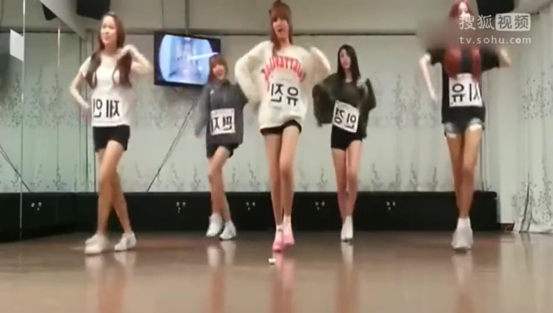 韩国 舞蹈_360视频