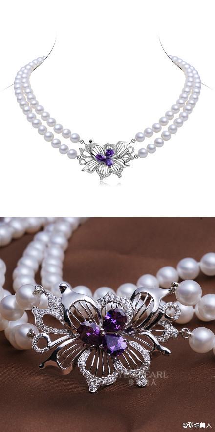 首先珍珠饰品的样式分为:戒指,耳环,项链,手链,胸针,珍珠串……等等