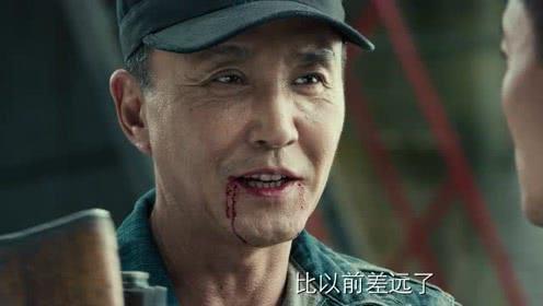 《战狼2》非洲行动预告 吴京18小时救援