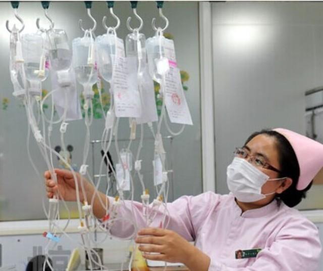 【扩散】感冒输液险丧命!这53种病不用输液 - hnhyljj - 羅傑軍博客