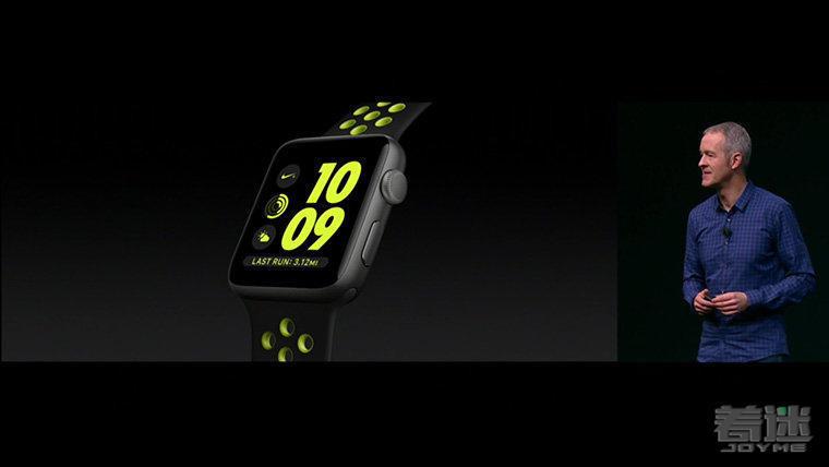 Apple Watch Nike+特别款