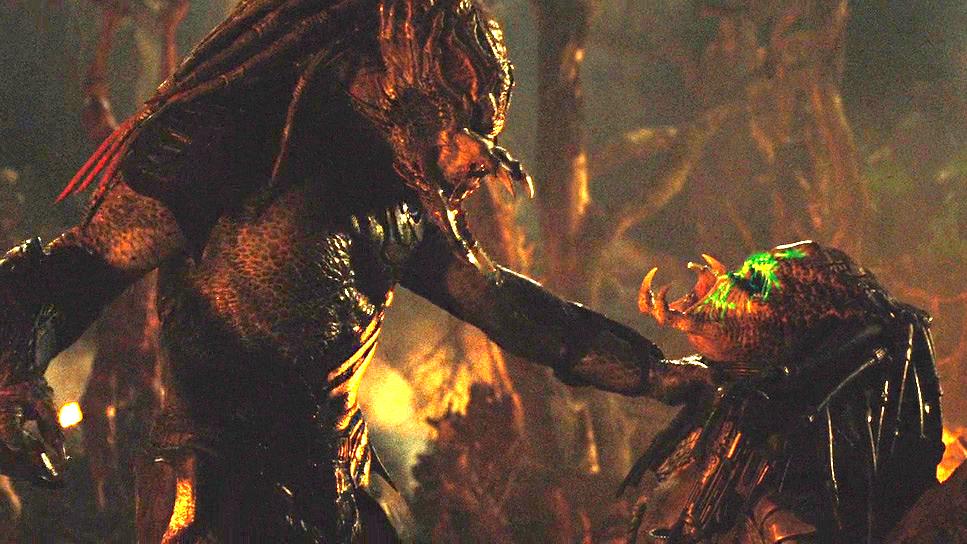 两大铁血种族竟互相残杀 6分钟看完科幻片《新铁血战士》