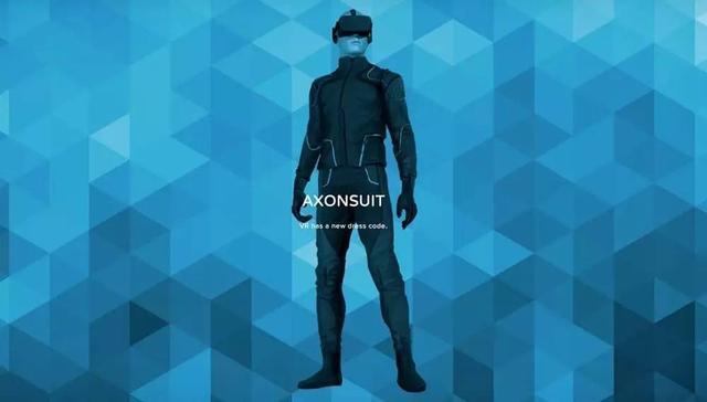 全身VR设备